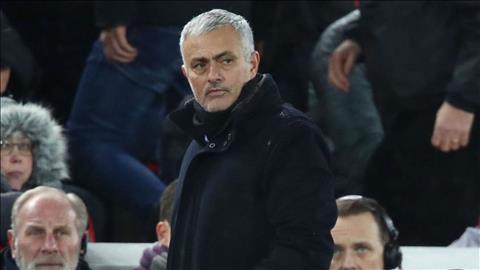 HLV Mourinho chính thức lên tiếng sau khi bị MU sa thải hình ảnh