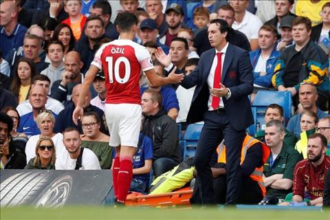 Góc Arsenal Khi Ozil không còn là cái rốn của vũ trụ hình ảnh 2