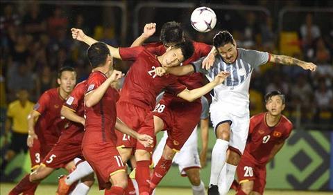 Dư âm Philippines 1-2 Việt Nam Cảm ơn ông bụt Park! hình ảnh