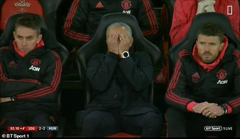 Dư âm Southampton vs MU Bình mới rượu cũ, Mourinho bất lực! hình ảnh