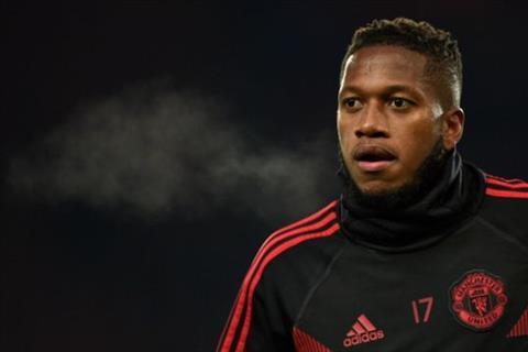 Fred chỉ trích Mourinho vì không trao cơ hội cho mình hình ảnh