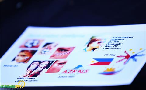 Cac CDV Philippines den san Panaad se duoc ve mat mien phi.