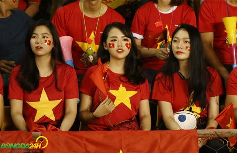 Cac nu CDV Viet Nam cung co vu cuong nhiet...