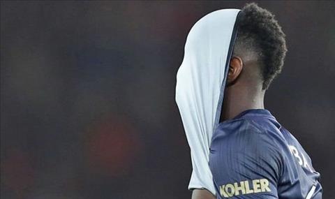 Jose Mourinho chỉ trích Paul Pogba sau trận hòa Southampton hình ảnh