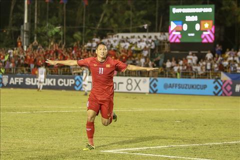 Kết quả Philippines vs Việt Nam trận bán kết lượt đi AFF Cup 2018 hình ảnh