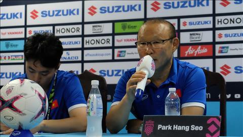 HLV Park Hang Seo muốn ĐT Việt Nam cải thiện khả năng dứt điểm hình ảnh