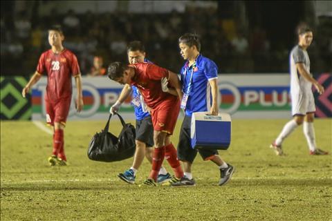 Philippines 1-2 Việt Nam (KT) Thắng thuyết phục, thầy trò HLV Park Hang Seo rộng cửa vào chung kết AFF Cup 2018 hình ảnh 5