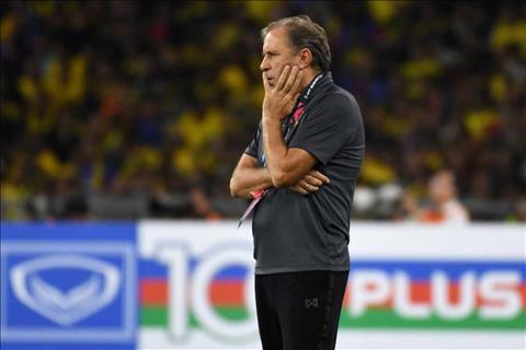 HLV Rajevac thừa nhận ĐT Thái Lan thi đấu không tốt vì sức ép tại hình ảnh