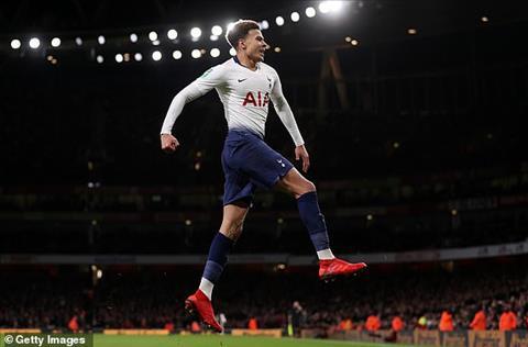 Arsenal 0-2 Tottenham Rửa hận thành công, Spurs ghi tên vào bán kết League Cup hình ảnh 2