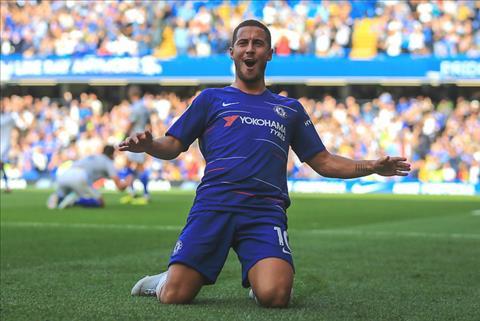 Eden Hazard chia sẻ về mục tiêu của mình hình ảnh