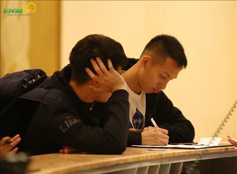 Do Hung Dung va Ngan Van Dai deu thuoc bien che Ha Noi FC.