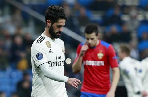 Luis Enrique động viên Isco giữa cuộc khủng hoảng tại Real Madrid hình ảnh