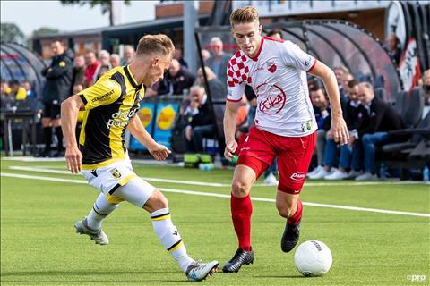 Kozakken Boys vs Vitesse 0h30 ngày 2112 (Cúp quốc gia Hà Lan 201819) hình ảnh