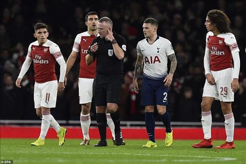 Danny Rose phát biểu trận Arsenal vs Tottenham về luật nhân quả hình ảnh