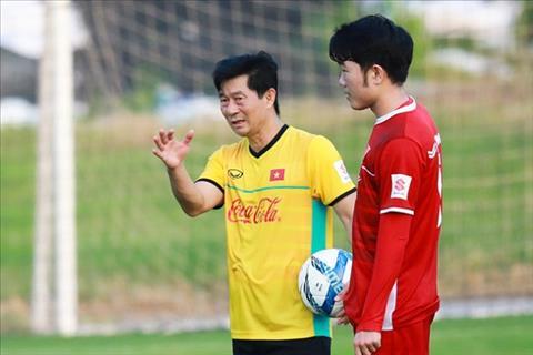 Trợ lý Bae Ji Won tiết lộ bí kíp thành công của U23 Việt Nam  hình ảnh