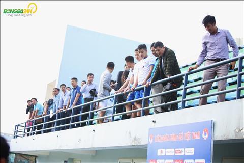 Day la buoi tap dau tien cua DT Viet Nam ke tu sau chuc vo dich AFF Cup 2018.