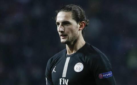 Chelsea muốn mua Adrien Rabiot của PSG vào tháng 1 năm 2019 hình ảnh