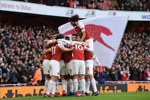 Dư âm Arsenal 3-1 Burnley Emery nào dám bỏ rơi Ozil! hình ảnh
