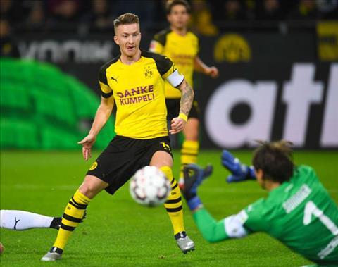 Video bàn thắng kết quả Dortmund vs Gladbach 2-1 Bundesliga hình ảnh