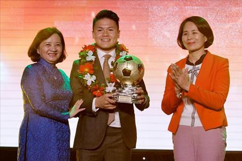 Gala trao giải Quả bóng vàng Việt Nam 2019 bị hoãn vì corona hình ảnh