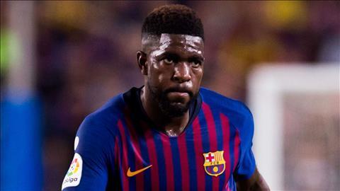 Barca nói về tương lai Samuel Umtiti trước sự quan tâm từ Arsenal hình ảnh