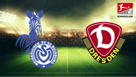 Duisburg vs Dynamo Dresden 19h30 ngày 2312 (Hạng 2 Đức) hình ảnh
