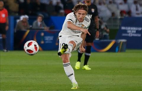 Modric tỏa sáng ở Club World Cup Cái tát cho Messi và fan cuồng hình ảnh