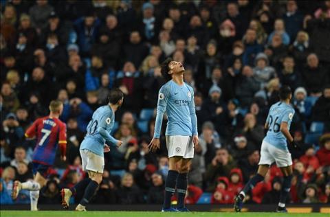 Dư âm Man City 2-3 Crystal Palace Cơn ác mộng trước Giáng sinh hình ảnh