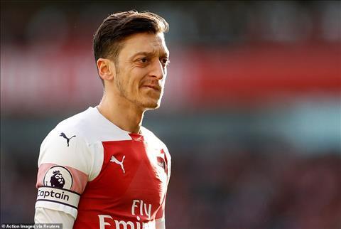 Tiền vệ Ozil trận Arsenal vs Burnley tỏa sáng và cho thấy giá trị hình ảnh