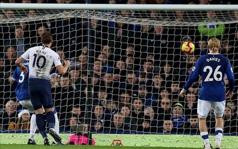 Everton 2-6 Tottenham Quà Giáng sinh sớm mang tên Son Heung-min hình ảnh 2