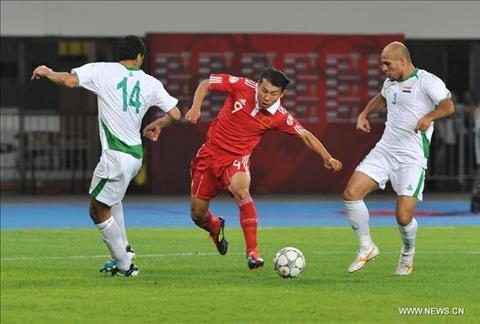 Iraq vs Trung Quốc 18h35 ngày 2512 (Giao hữu quốc tế) hình ảnh