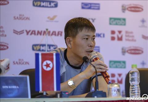 HLV Kim Yong Jun Trieu Tien