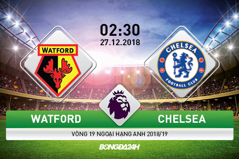 Preview Watford vs Chelsea