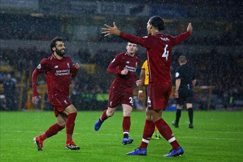Trung vệ Van Dijk của Liverpool Năm nay là năm của chúng ta! hình ảnh