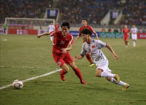 Chấm điểm ĐT Việt Nam 1-1 Triều Tiên Điểm 9 cho Công Phượng hình ảnh