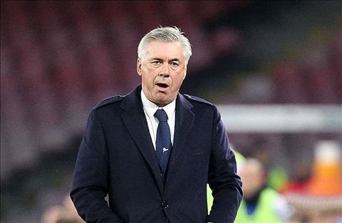 Carlo Ancelotti phát biểu về Napoli và Juventus hình ảnh