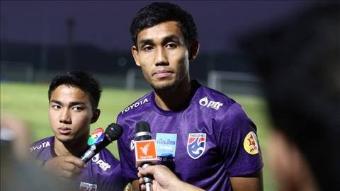 Tien dao Theerasil Dangda len ke hoach gia tu DTQG sau Asian Cup 2019