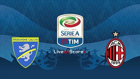 Frosinone vs AC Milan 18h30 ngày 2612 (Serie A 201819) hình ảnh