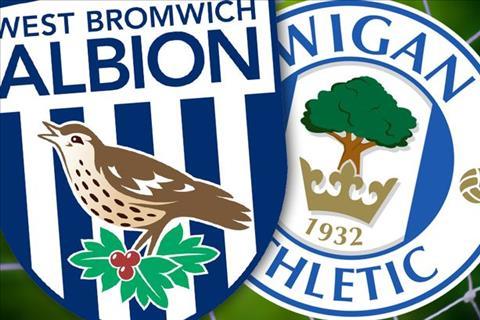 West Brom vs Wigan 22h00 ngày 2612 (Hạng nhất Anh 201819) hình ảnh