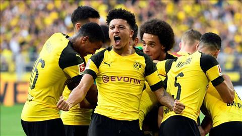Sao trẻ Jadon Sancho của Dortmund hồi hương về Premier League hình ảnh