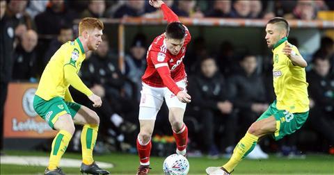 Norwich vs Nottingham 22h00 ngày 2612 (Hạng nhất Anh 201819) hình ảnh