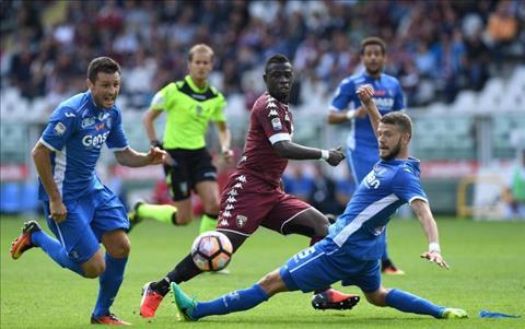 Torino vs Empoli 0h00 ngày 2712 (Serie A 201819) hình ảnh