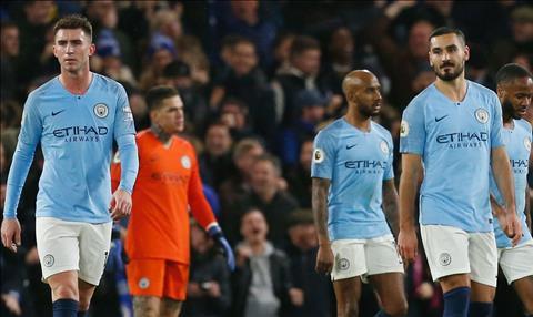 Dư âm Leicester vs Man City Đâu rồi bản lĩnh nhà vua hình ảnh