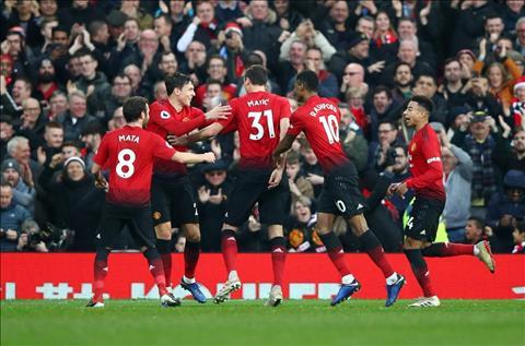 Fan MU phản ứng sau chiến thắng Huddersfield, tri ân Liverpool hình ảnh