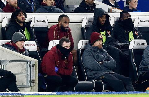 Những lý do khiến Arsenal bị Brighton cầm hòa 1-1 hình ảnh 4