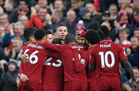Dư âm Liverpool 4-0 Newcastle Lữ đoàn đỏ vững chắc hình ảnh