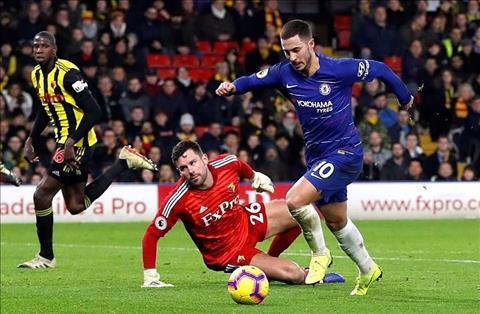 Chelsea thang Watford Hazard toa sang