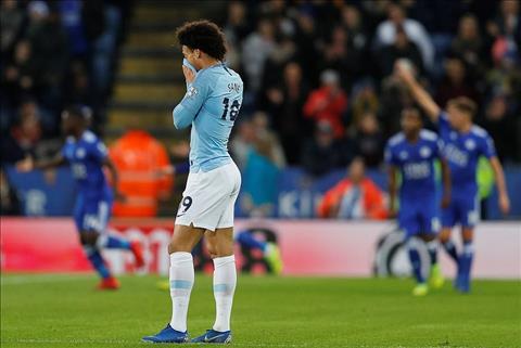HLV Klopp nói về trận thua của Man City trước Leicester hình ảnh