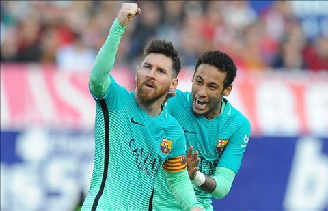 Messi tha thiết mong Neymar trở về Barca hình ảnh 2