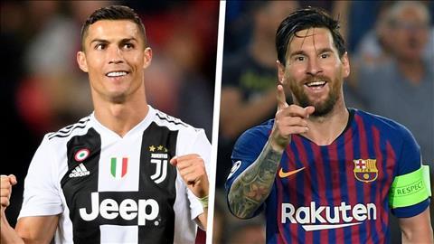 Messi noi ve Ronaldo